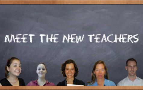 Multimedia: Meet the new teachers