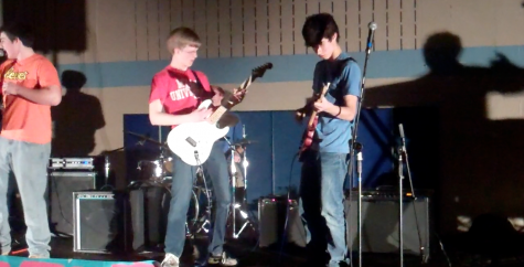 Freshman band emerges victorious at Battle of the Bands