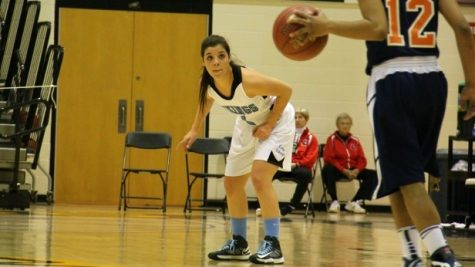 Girls Basketball loses in State Semifinals
