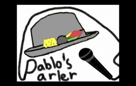 Pablo's Parler: the Mariana Trench