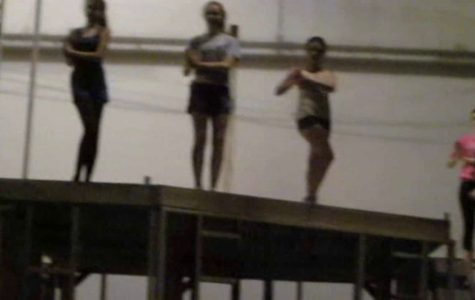 Behind the Curtain: Choreography in 'Anything Goes'