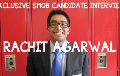 Multimedia: meet SMOB candidate Rachit Agarwal