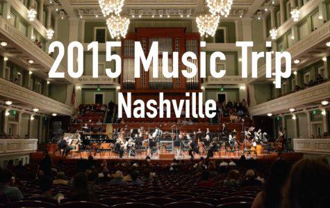 Nashville music trip: highlights