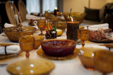Vegetarian alternatives for Thanksgiving