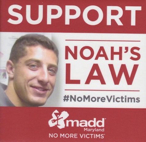 Maryland, end the drunk-driving epidemic: pass Noah's Law