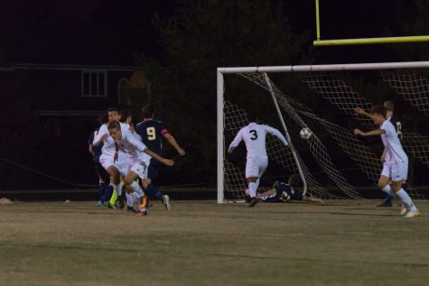 November 1: Boys soccer blows out rival B-CC; girls soccer falls just short against Churchill