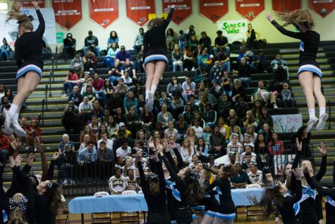 Cheer dominates Counties for second year, may move to division 2