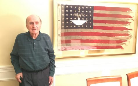 Q&A with former Quartermaster from Omaha Beach