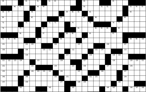 625: A Crossword Odyssey