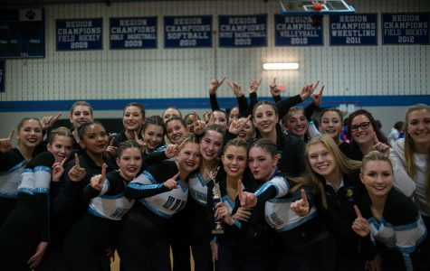 Poms dances into first place after Jan. 28 competition