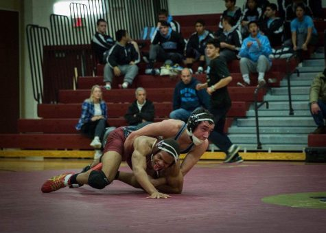 Wrestling team unable to compete in Keaser Classic