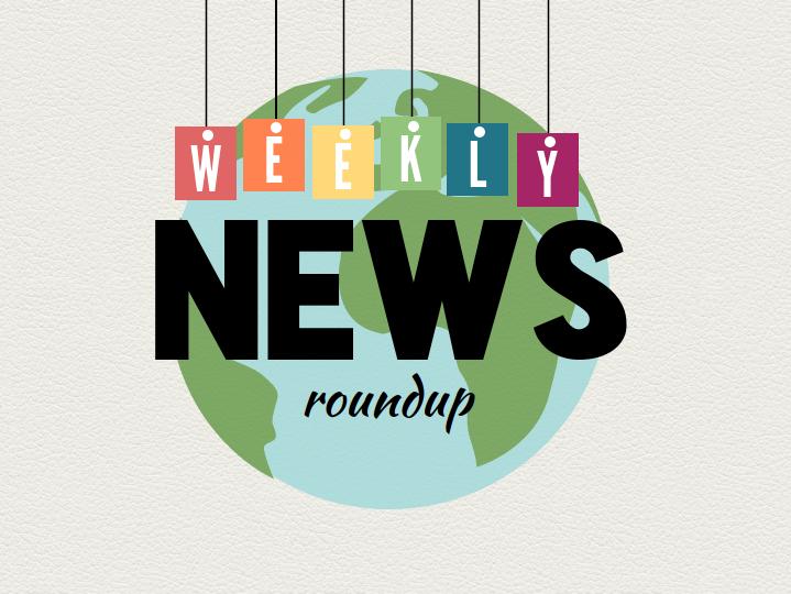 Weekly news round-up: Feb. 26