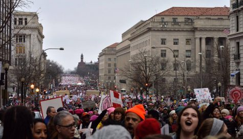 What it was like to march on Washington