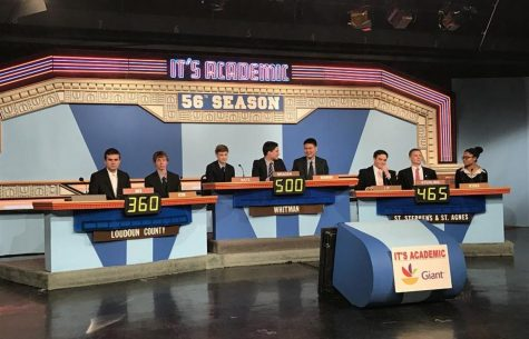 Quiz Bowl team advances to It's Academic semifinals