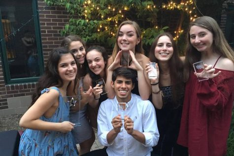 Whitman Drama banquet sets scene for next year's season