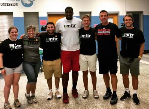 Umttr hosts annual basketball tournament