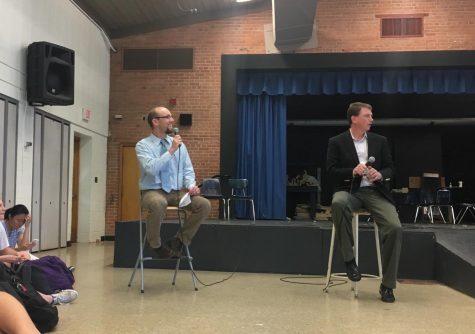 Supreme Court same-sex marriage lawyer visits Whitman