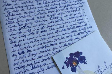 Don't write off handwriting