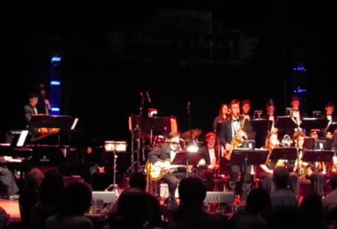 Jazz Band seniors end on high note at Bethesda concert