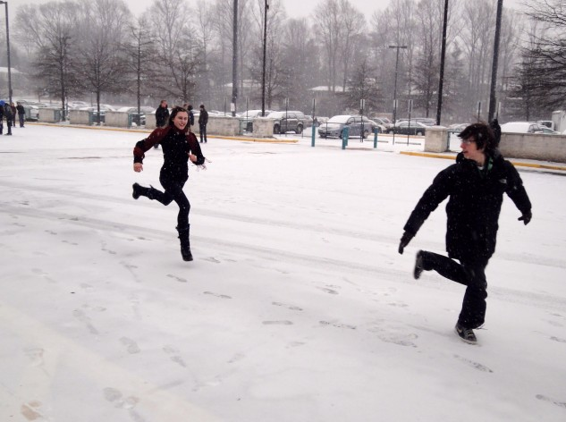 School closes early Jan. 8 for emergency weather conditions