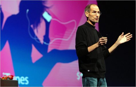 Tech: Steve Jobs unveils iCloud, Mac OSX Lion and iOS5