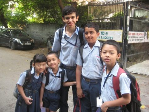 Bollyblog: An introduction to school abroad in India