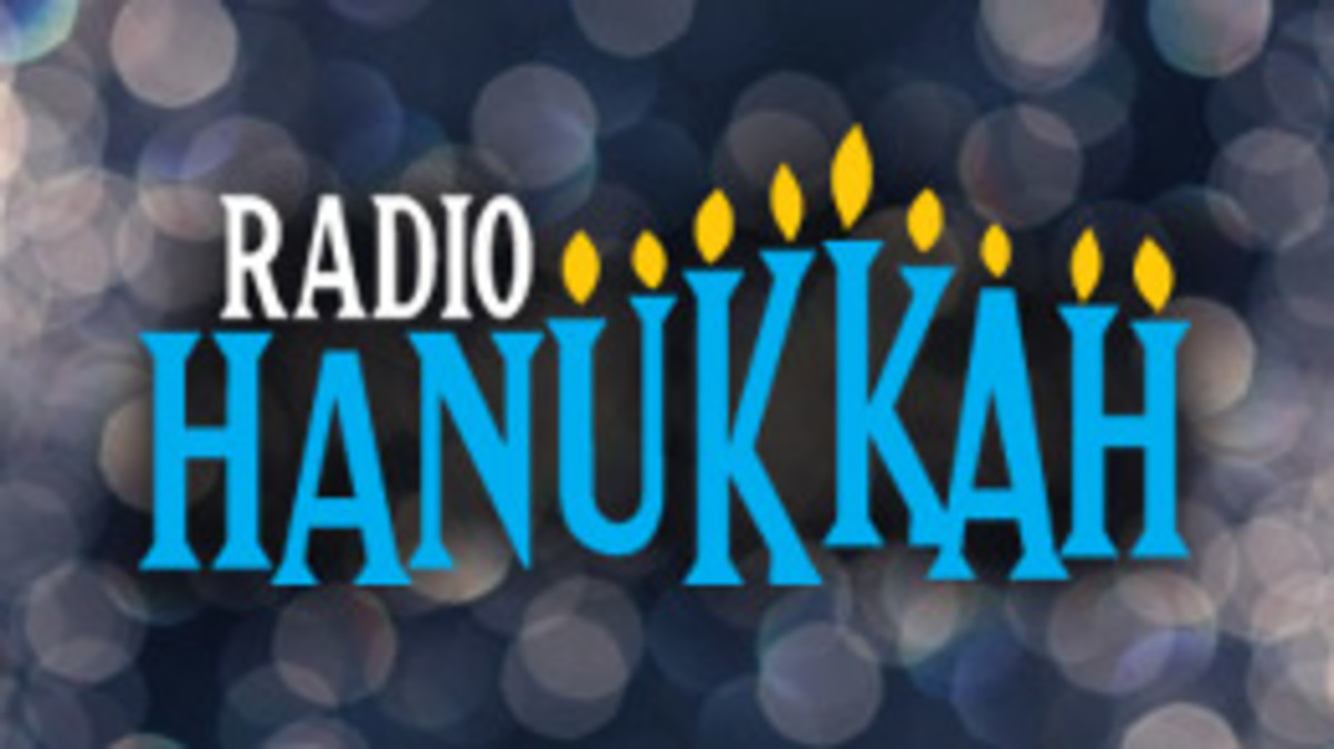 'Radio Hanukkah' combines classics with contemporary songs for a great holiday mix