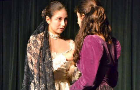 "Shakespeare Club performs ""All's Well That Ends Well"""