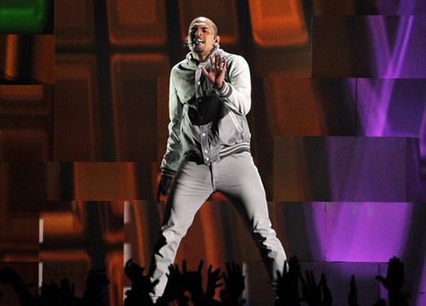 Chris Brown's Grammys performance sends wrong message on domestic abuse