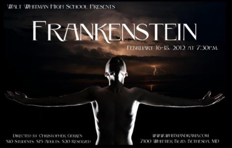Cappies review praises 'Frankenstein'