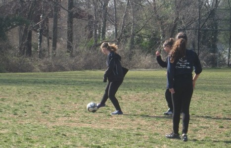 Israeli visitors speak to students, play soccer to promote peace and religious tolerance