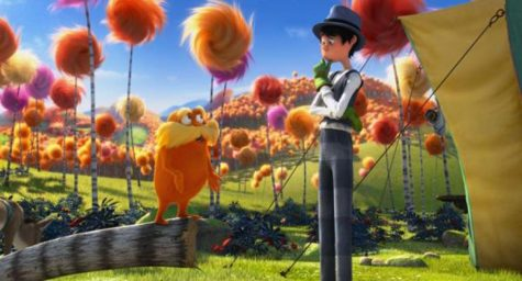 'The Lorax' not as satisfying on the big screen as in the book