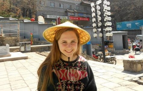 The Great Wall, paparazzi and rice hats: A spring break trip to China