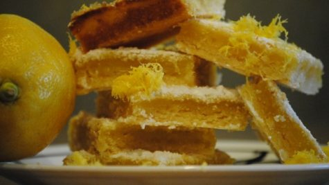 Bdubbs Bakes: lemon bars