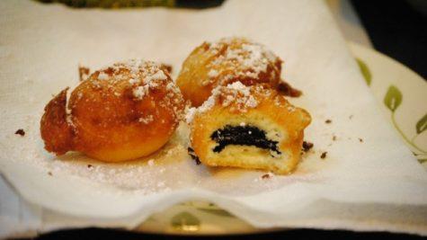 Bdubbs Bakes: Fair food