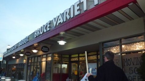 Local crafts store Bruce Variety will be moving location after 60 years in the Bradley Boulevard Shopping Center. Photo by Bridey Kelly.