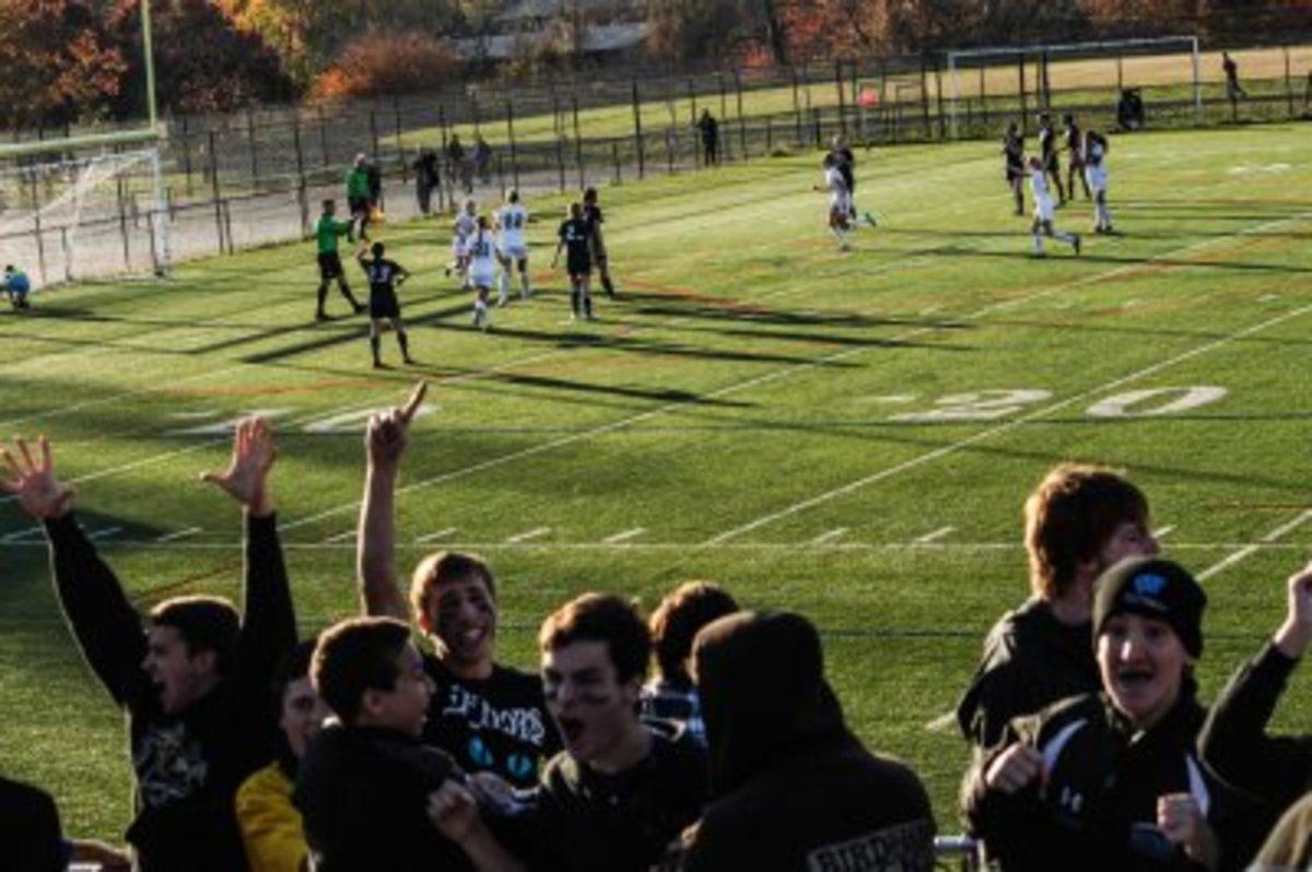 Photo Gallery: Girls soccer semi-finals Nov. 9 vs. South River