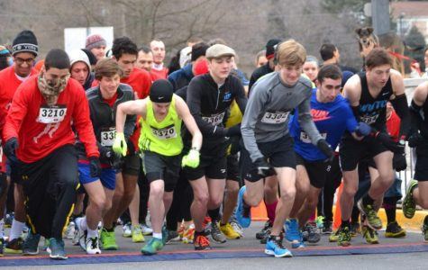Second annual Red Rush 5k a success, over 550 race to cure cancer