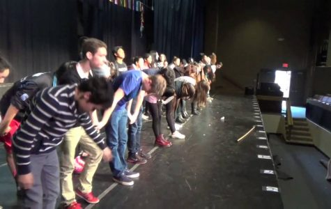 Multimedia: behind the scenes of International Night