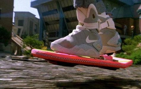 A blast from the past: commemorating Back to the Future day