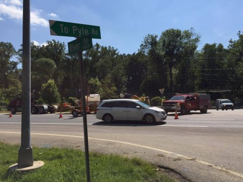 Warning lights to be installed at River and Braeburn