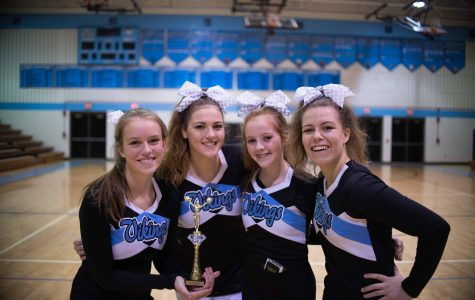 Cheerleaders soar to victory at Whitman competition (Photo Gallery)