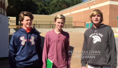 VIDEO: Student reactions to second presidential debate