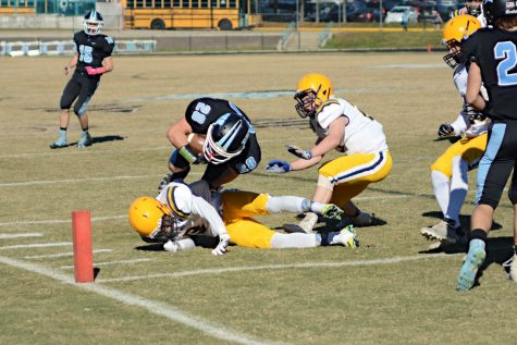 November 5: Football ends season with victory over B-CC