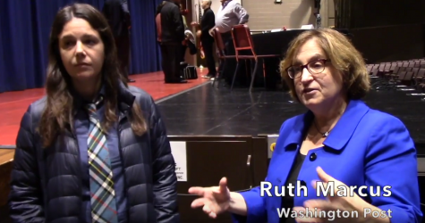 VIDEO: Prominent journalists give advice to voters after B&W event