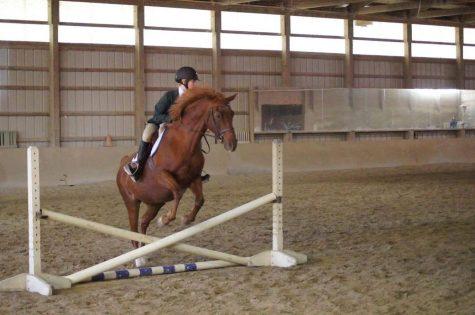 Whitman's unconventional equestrian club
