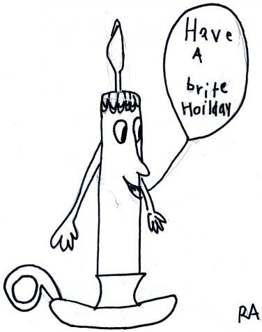 Holiday Cartoon