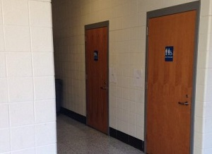 Embracing transgender equality, Whitman installs two gender neutral bathrooms