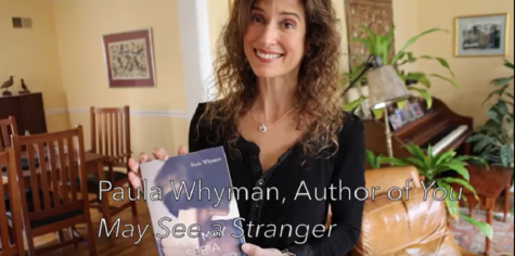 VIDEO: Author Paula Whyman Q&A