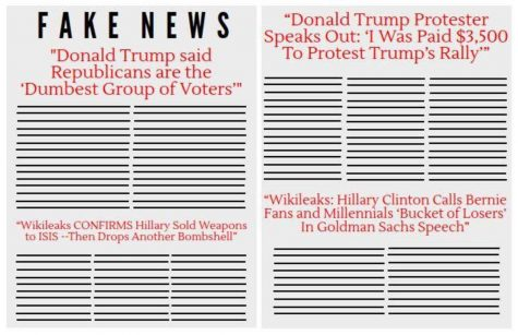 Fake news epidemic hits close to home